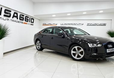 Audi A5 Sportback Tdi Se Technik 5 door hatchback