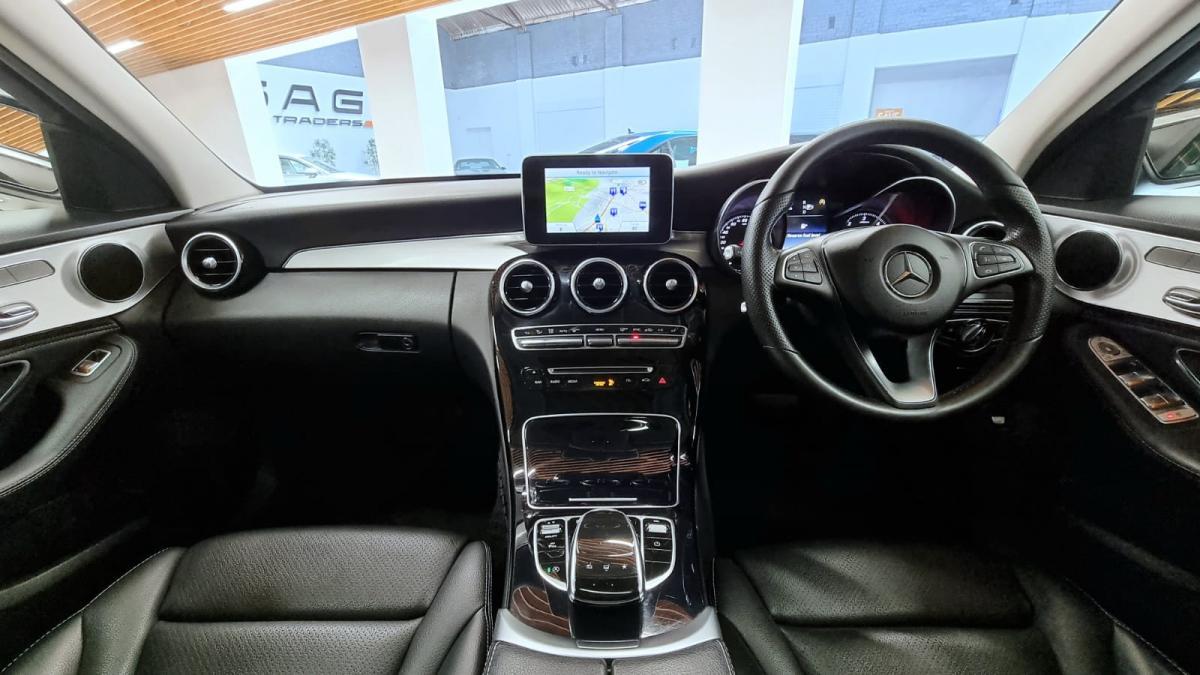 2015 MERCEDES-BENZ C220 CDI SPORT PREMIUM BLUETEC AUTO 170 HP - 2015 - £14,695