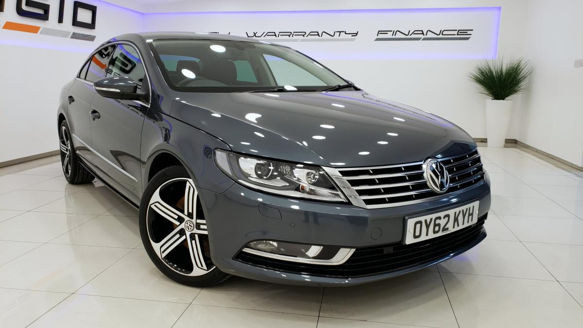 Volkswagen Cc Gt Tdi Bluemotion Technology coupe - 2012 - £9,895