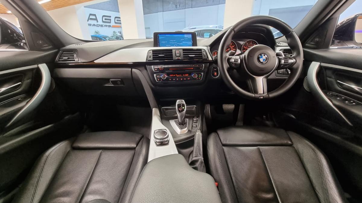 2014 BMW 320D M SPORT SEMI AUTO 184 HP - 2014 - £12,695