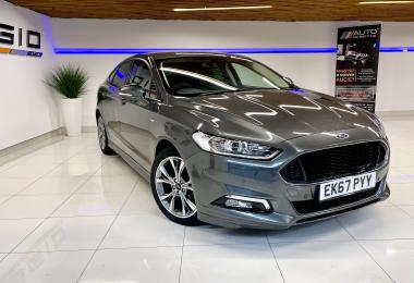 2017 FORD MONDEO 2.0 TDCI ST-LINE 180 HP