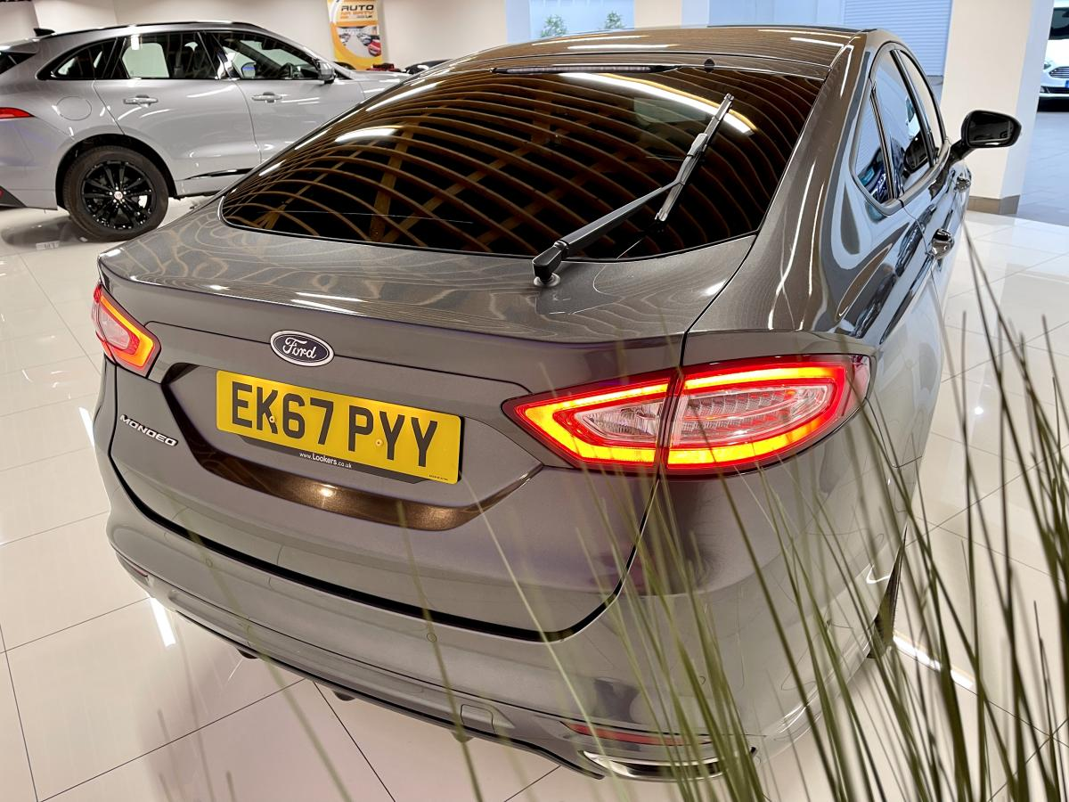 2017 FORD MONDEO 2.0 TDCI ST-LINE 180 HP - 2017 - £11,995