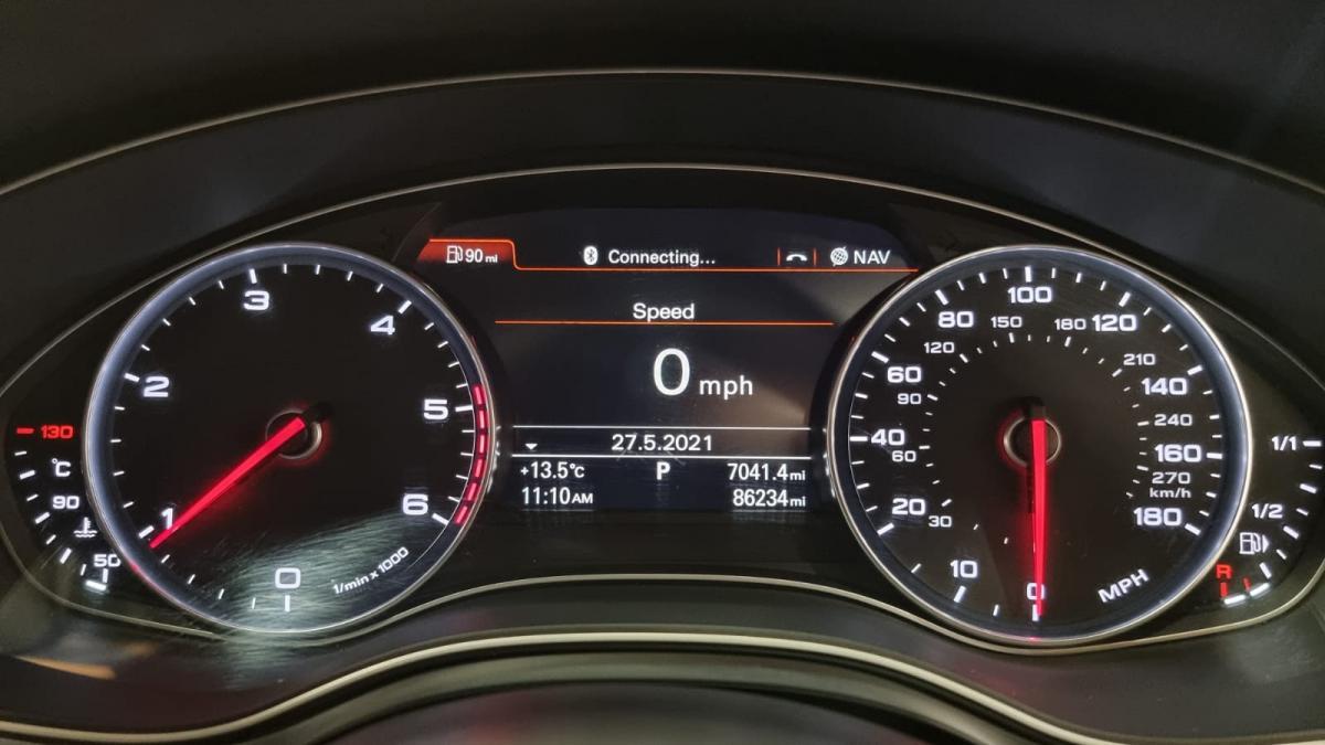 2014 AUDI A6 2.0 TDI S LINE CVT 177 HP - 2014 - £12,995