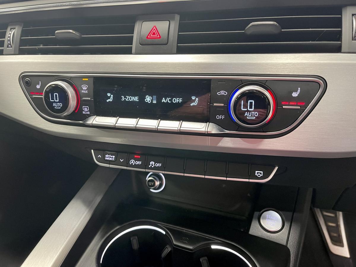 2016 AUDI A4 2.0 TDI S LINE S-TRONIC 150 HP - 2016 - £15,595