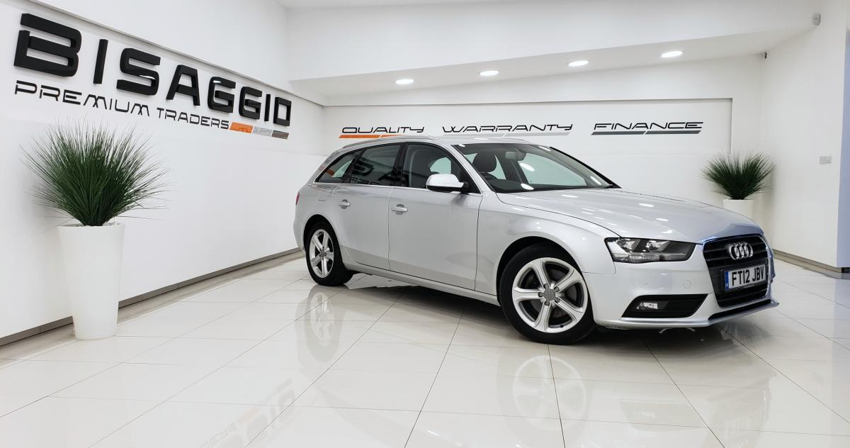 Audi A4 Avant Tdi Se estate