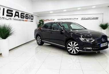 Volkswagen Passat Gt Tdi Bluemotion Technology 4 door saloon