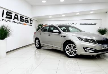 Kia Optima 2 Tech Crdi 4 door saloon