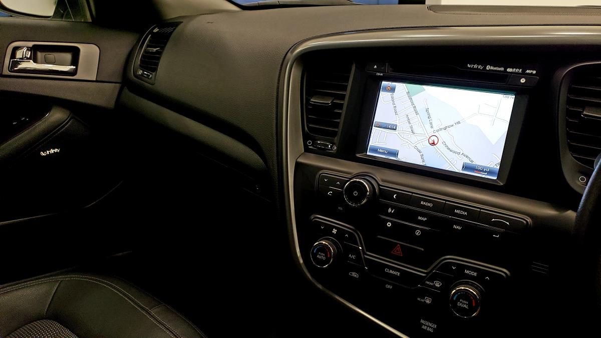 Kia Optima 2 Tech Crdi 4 door saloon - 2013 - £8,595