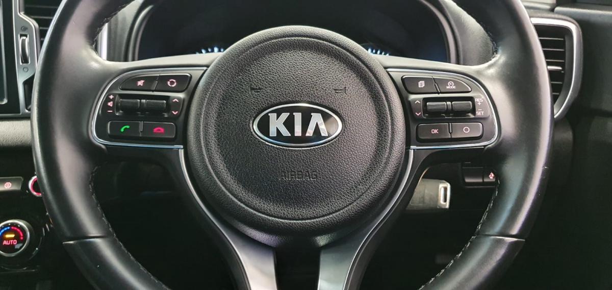 2016 KIA SPORTAGE 3 ISG 1.7 CRDI 116 HP - 2016 - £12,195