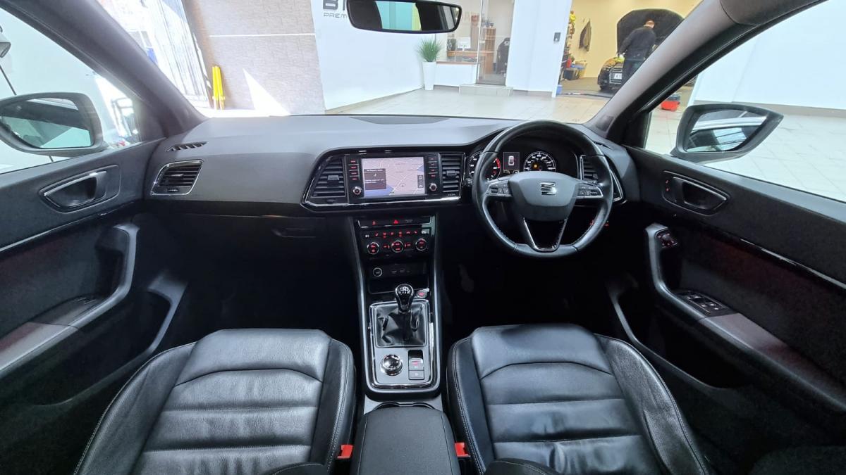 2017 SEAT ATECA1.4 ECO TSI XCELLENCE 150 HP - 2017 - £12,695