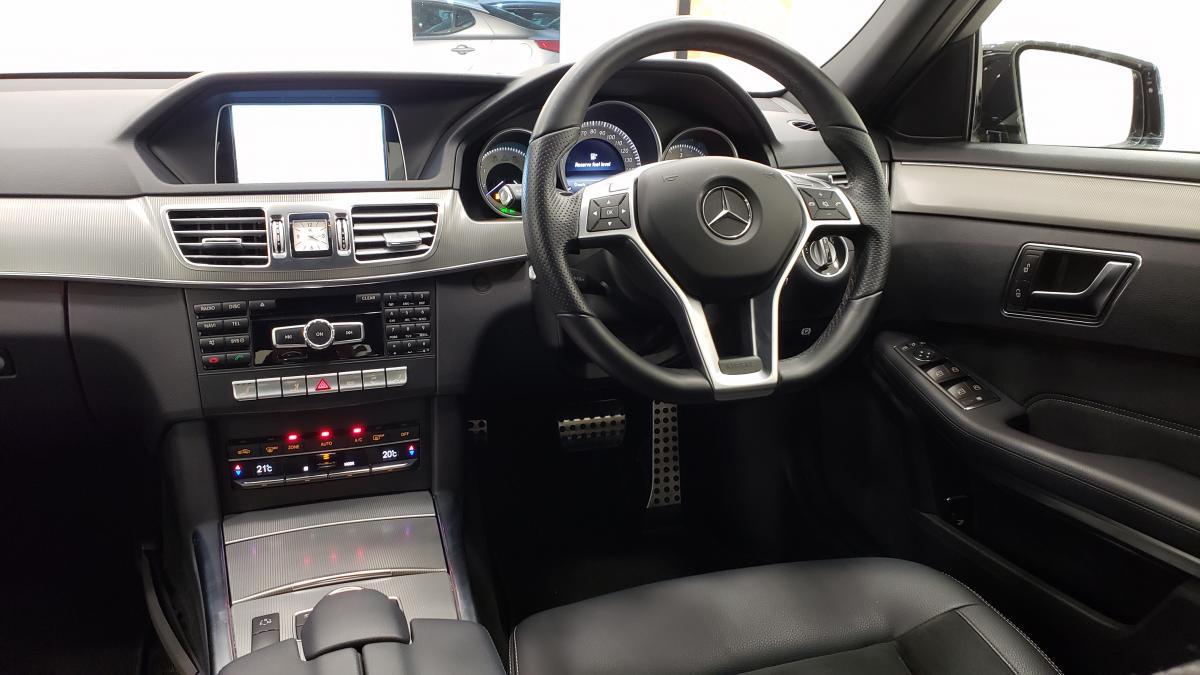 Mercedes-benz E-class E220 Cdi Amg Sport 4 door saloon - 2013 - £12,995