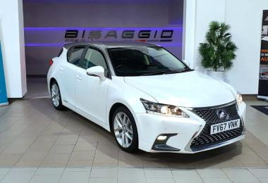 2018 LEXUS CT 200H 1.8 LUXURY CVT 134 HP