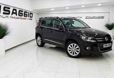 Volkswagen Tiguan Match Tdi Bluemotion Technology 4motion estate