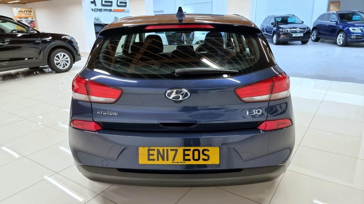 2016 HYUNDAI I30 1.4 T-GDI SE NAV MANUAL 140 HP - 2017 - £9,995