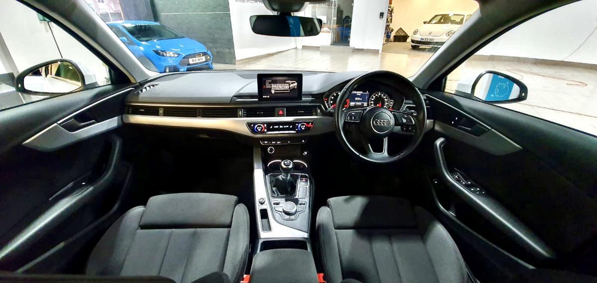 2017 AUDI A4 AVANT 1.4 TFSI SPORT MANUAL 150 HP! - 2017 - £11,995
